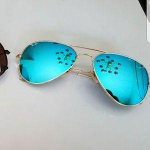 Rayban Aviators Sunglasses
