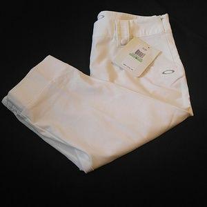 Oakley Pants - NWT Oakley palm Capri crop pants