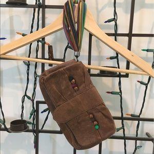 BOSS ORANGE Handbags - BOSS Orange leather clutch
