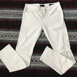 PacSun Other - Bullhead by Pacsun white ripped jeans