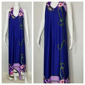 PREVIEWVintage 70's Halter Dress