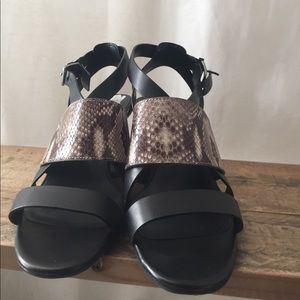 Cole Haan Shoes - Cole Haan NWT Snake Wedge