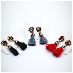 SALE!! Free People Ancient Tassel Earrings