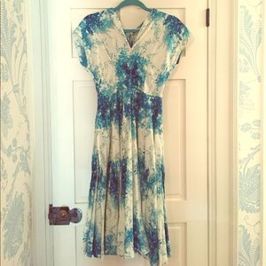 Gorgeous Anthropologie dress--never worn!