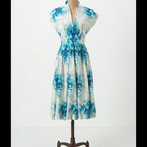 Gorgeous Anthropologie dress--never worn!