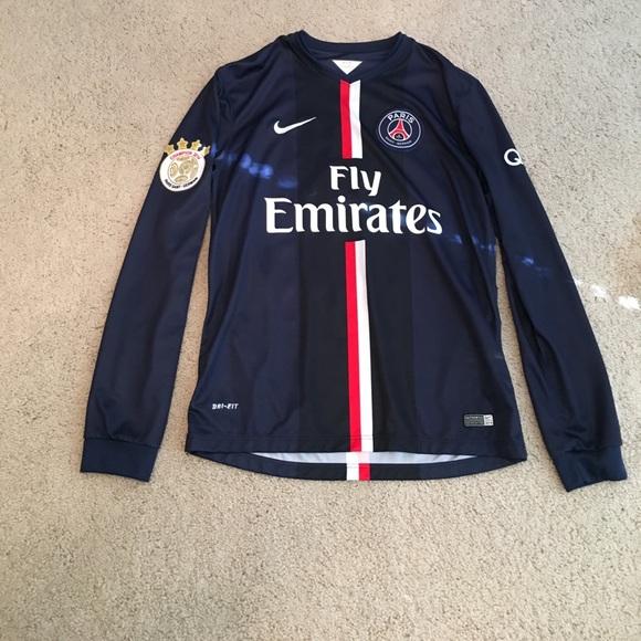 on sale 9141d dc997 Shirts   Edinson Cavani Psg Jersey   Poshmark