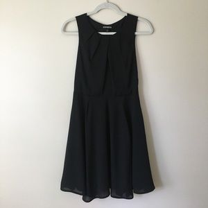 Express Fit and Flare Dress 2