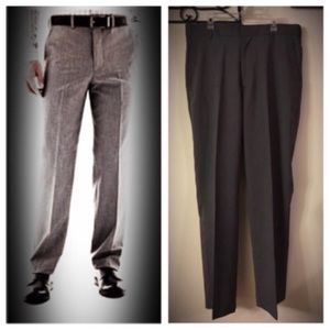 jf j.ferrar Other - Men's J Ferrar slacks 34W 34L charcoal like NEW