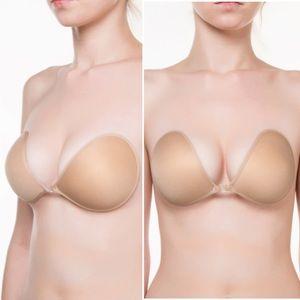 Lulu's Other - Lulu's Nude Adhesive Backless Bra
