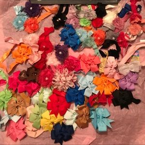 carters Other - I have over 60 bows different styles and colors
