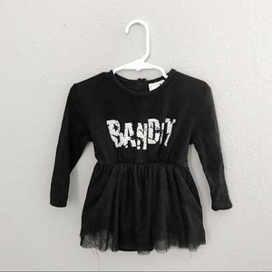 HOLD // Kids Bandit Tutu Dress