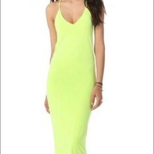 Monrow Dresses & Skirts - Monrow Neon Dress