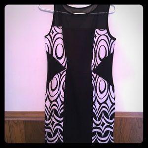 1154 Lill Studio Dresses & Skirts - NWOT stretch fit midi dress