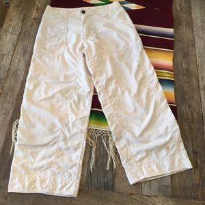 Mountain Hard Wear Pants - MOUNTAIN HARD WARE Carpenter-Style Capri Pants 4