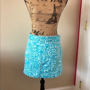 Lily Pulitzer short skirt