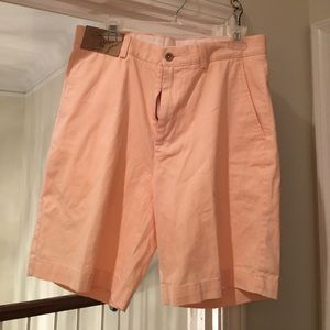 Roundtree & Yorke Other - Peach Roundtree & Yorke relaxed fit shorts