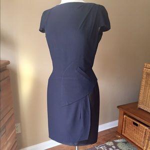CHANEL Dresses & Skirts - CHANEL Dress Blue/Black Size 42