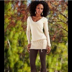 VENUS Dresses & Skirts - Beige sweater dress