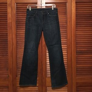 Citizens Of Humanity Denim - Citizens of Humanity Petite Bootcut 27