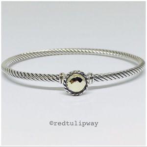 🌹SOLD🌹Auth. David Yurman Chatelaine Bracelet