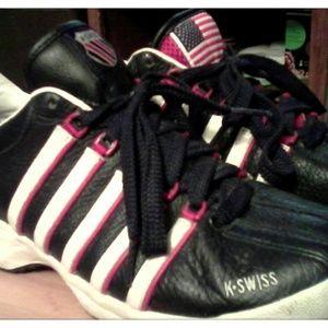 K-Swiss Shoes - K-Swiss Ladies sneakers