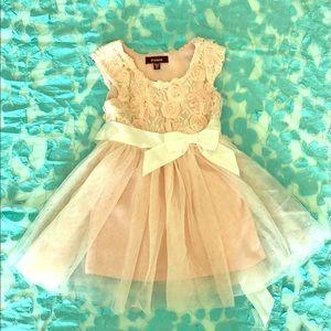 Zunie Other - Pretty pink flower dress