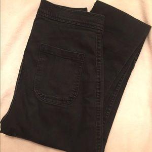 American Apparel Denim - Black American Apparel Easy Jean!!