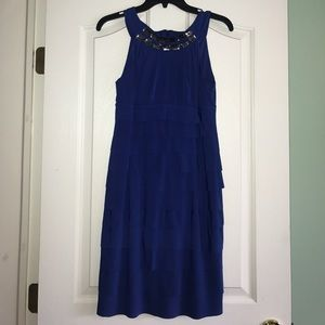 Royal Blue London Times 6P dress