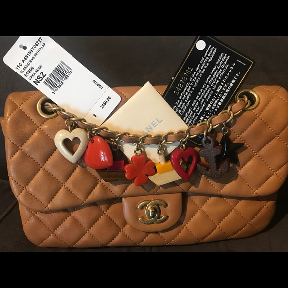 978bf4cc802 CHANEL Handbags - Chanel Flap Bag Nautical Charms Cruise Collection