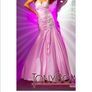 Tony Bowls Dresses & Skirts - ❤️BNWT!❤️ Tony Bowls Sleeveless Baby Pink Dress