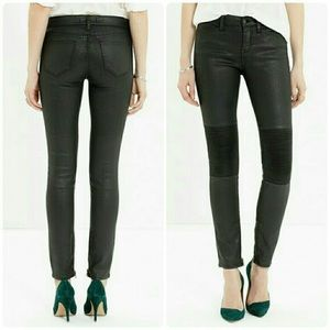Madewell Pants - Madewell Skinny Skinny Zip Racetrack Jeans, sz 25