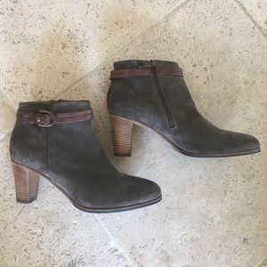 Alberto Fermani Shoes - Alberto Fermani ankle bootie