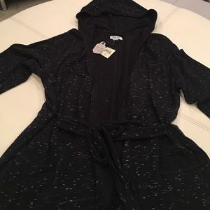 Lucky Brand Sweaters - Lucky Brand Hooded Sweater (Lucky Lotus)  **NWT**