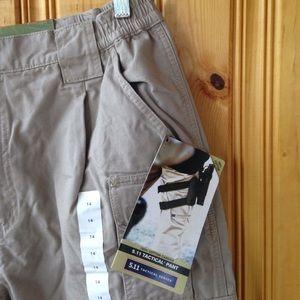5.11 Tactical Pants - NWT Khaki Tactical Pants