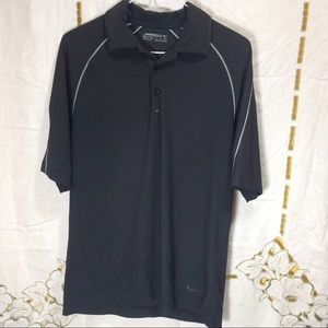 Nike Other - Nike golf fit dry golf polo shirt