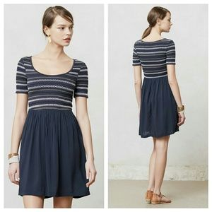 Anthropologie Dresses & Skirts - Anthro Saturday Sunday Pleated and Puckered Dress