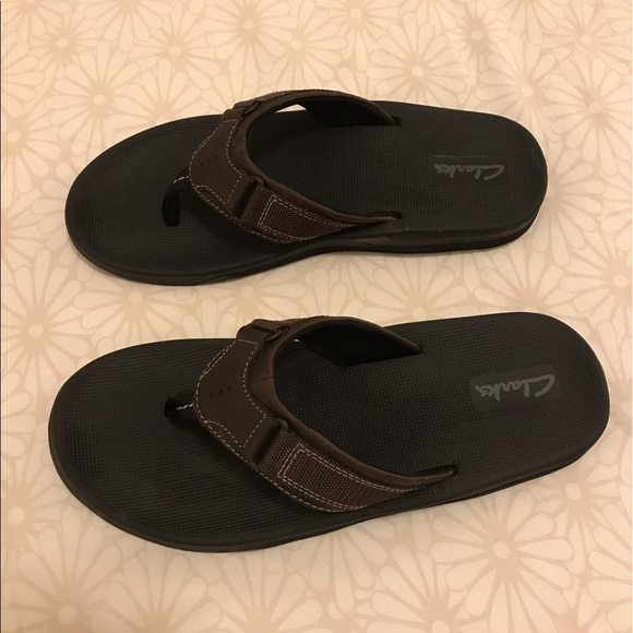 19ab3268c3c88 Clarks Shoes | Mens Flip Flop Sandals | Poshmark