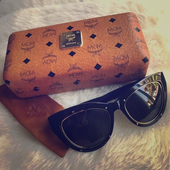 e1b3713db MCM Accessories | 53mm Cat Eye Sunglasses | Poshmark