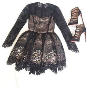 Alexis Dresses & Skirts - NWT Alexis Malin Lace-A-Line Skirt