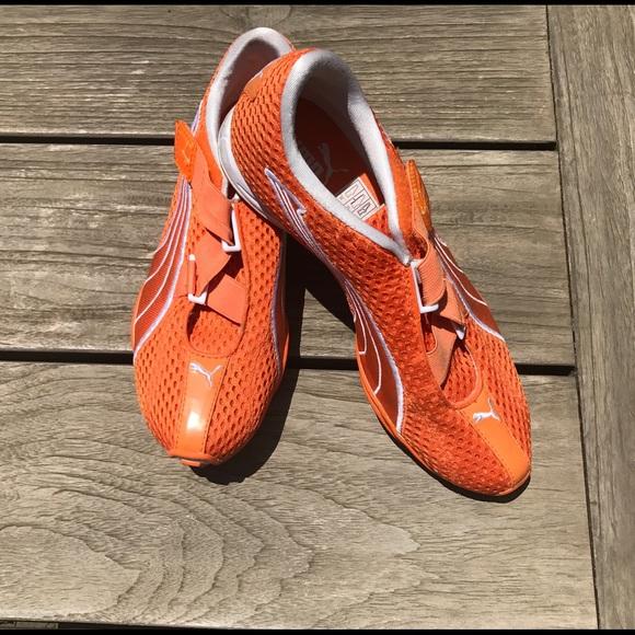 Puma Women's Cell Criss Cross Velcro Shoes