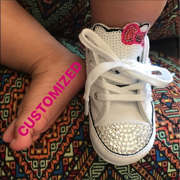 be3d0ecb76f3 Customized Character Baby Chuck Taylors
