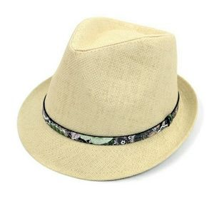 Westend Other - Paisley Band Fedora