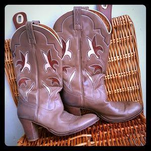 Dan Post Shoes - Dan Post size 7.5 M western