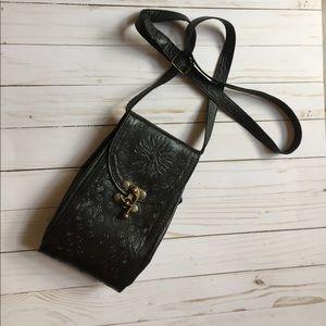 Handbags - Vintage leather cross body