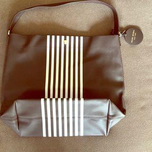 henri bendel Handbags - 💥💥Henri Bendel signature Brown and white tote
