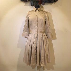 Size 8 Lauren Ralph Lauren shirt dress