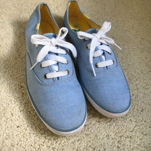 Keds Shoes - Light Blue Keds size 8