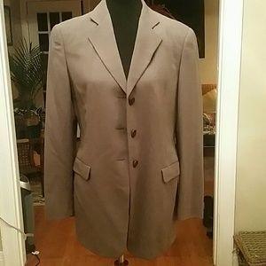 Giorgio Armani Jackets & Blazers - Vintage Giorgio Armani Grey Blazer *8*