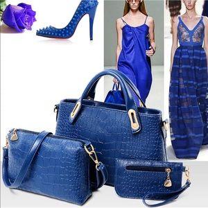 Handbags - 3 piece Purse Set 💙