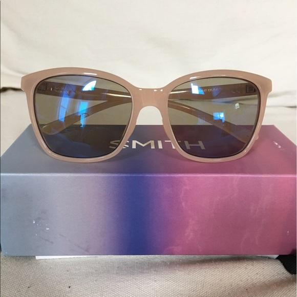 431aa47eaf Smith Colette Sunglasses Blue Flash Mirror Lens. M 5949765b9c6fcfcf6e03f0c6